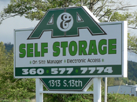 A and A Kelso Self Storage